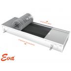 Внутрипольный конвектор отопления с естественной конвекцией EVA KX125.203.900
