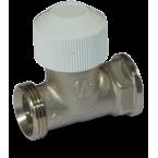 Вентиль термостатический на подающую линию VARMANN DN15, G3/4, прямой, тип 701301