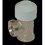 Вентиль термостатический на подающую линию VARMANN DN15, G3/4, угловой, тип 701302