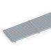Декоративная решетка itermic LGA.200.1100, продольная, материал алюминий